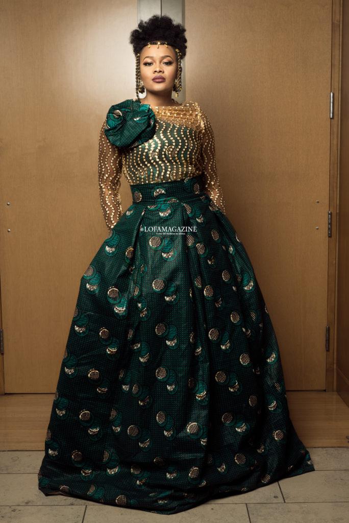 Lofa Magazine Best Dressed Woman, Liberia, best dressed, African Fashion , Ankara, African Model,