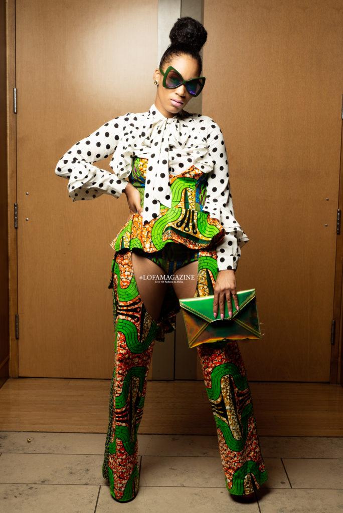 Lofa Magazine Best Dressed Woman, Liberia, best dressed, African Fashion , Ankara,
